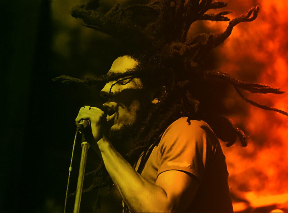 Tuned Rocks Rastadub Bob Marley